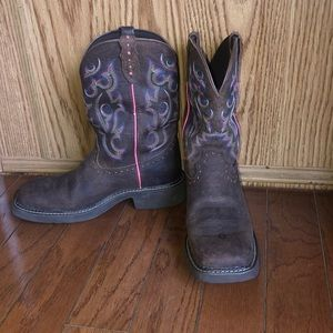 Waterproof Justin Gypsy boots